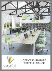 Premium furniture range brochure: office furniture watford