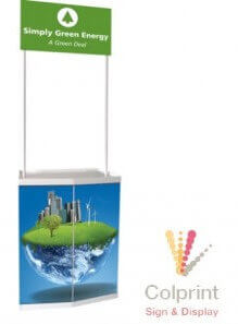 Exhibition Stand Ideas from colprint