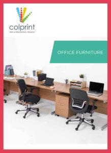 Essentials furniture range brochure: office furniture watford