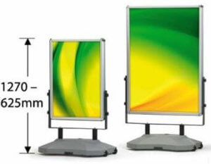 display stand printing watford